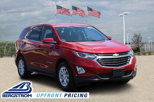 2018 Chevrolet Equinox Vehicle Photo in Middleton, WI 53562