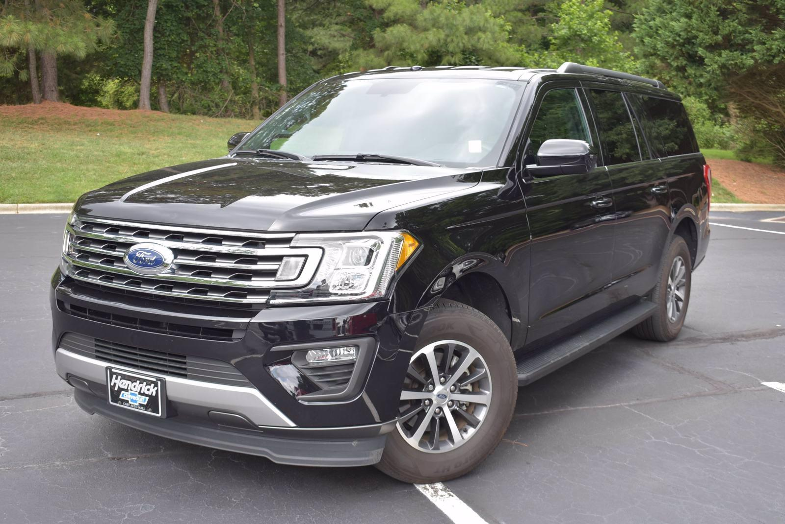2019 Ford Expedition Max Vehicle Photo in Cary, NC 27511