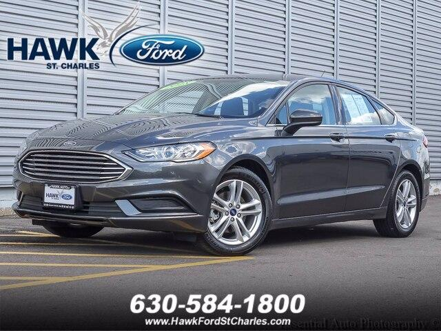 2018 Ford Fusion Vehicle Photo in Plainfield, IL 60586