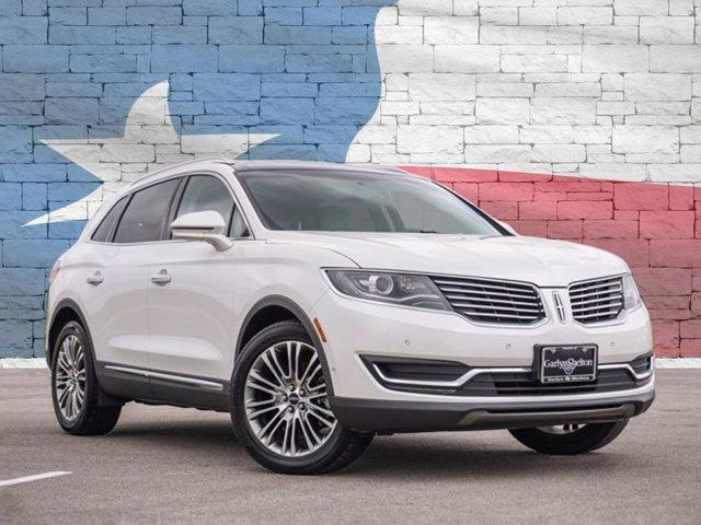 2017 LINCOLN MKX Vehicle Photo in Temple, TX 76502