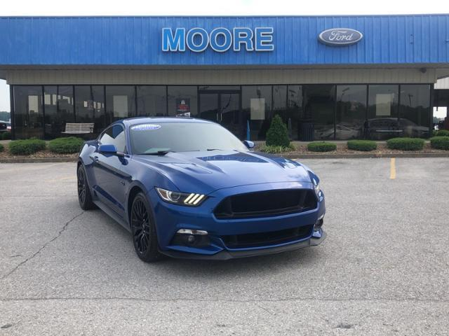 2017 Ford Mustang Vehicle Photo in Owensboro, KY 42303