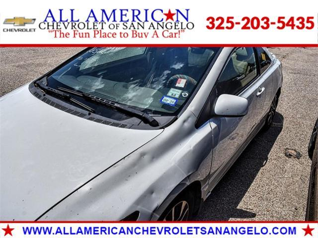 2006 Honda Civic Coupe Vehicle Photo in SAN ANGELO, TX 76903-5798
