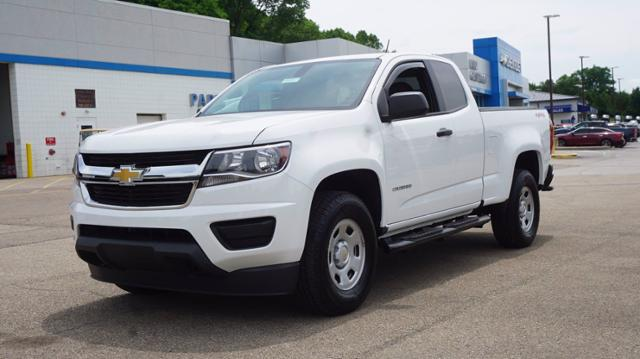 2020 Chevrolet Colorado Vehicle Photo in MILFORD, OH 45150-1684
