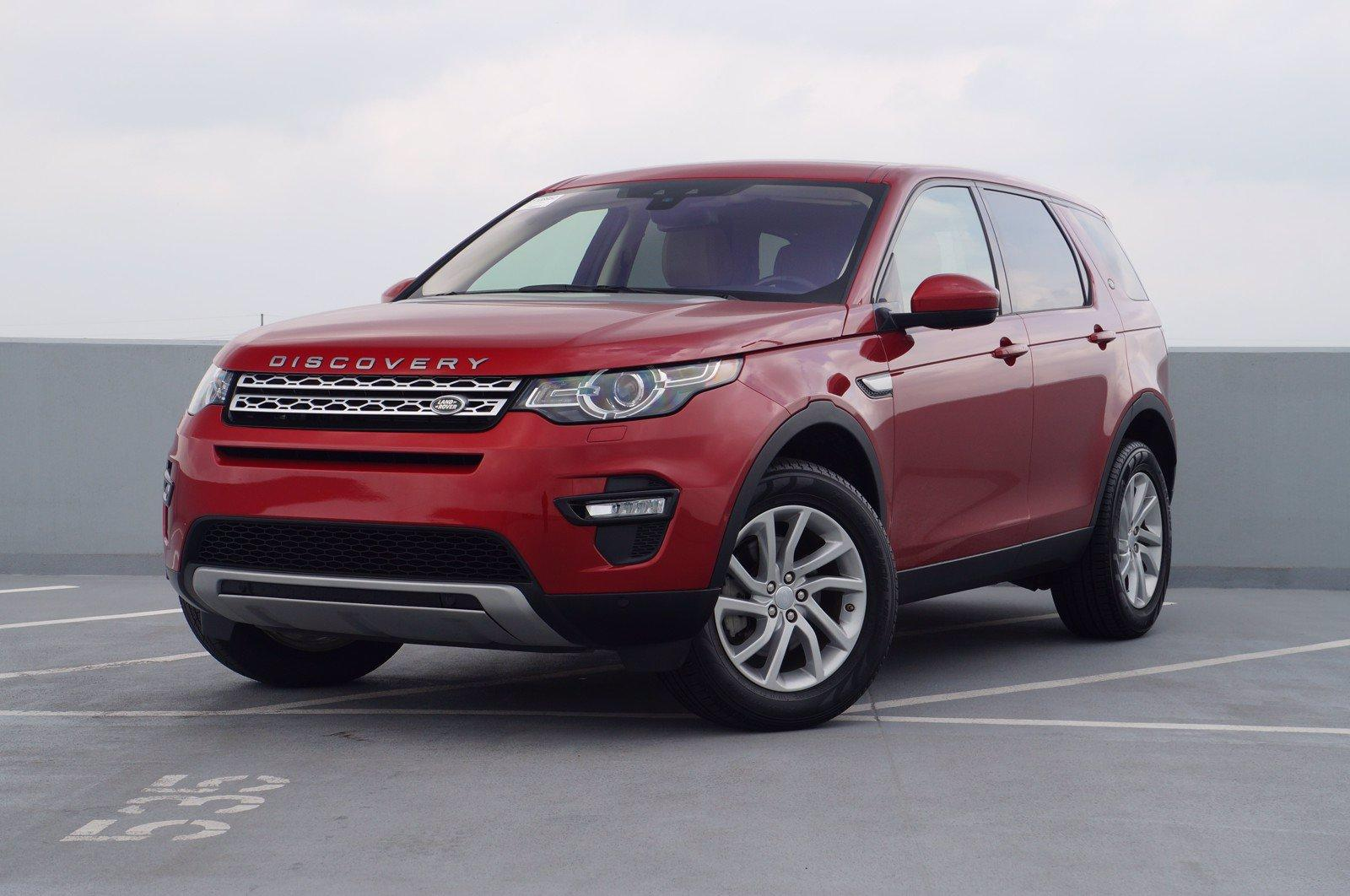2018 Land Rover Discovery Sport Vehicle Photo in Austin, TX 78717