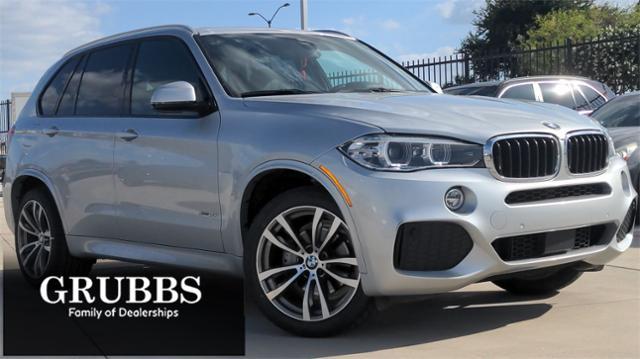2018 BMW X5 xDrive35i Vehicle Photo in Grapevine, TX 76051