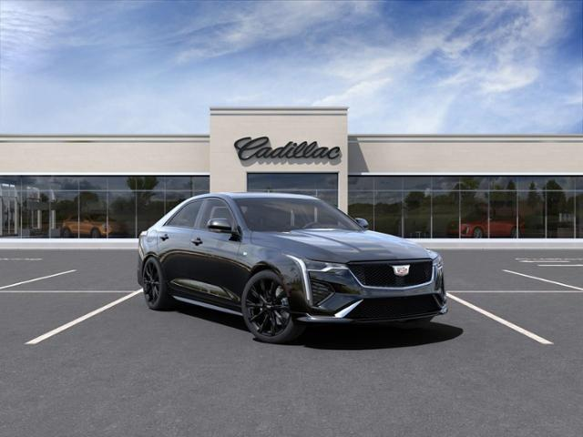 2021 Cadillac CT4 Vehicle Photo in Madison, WI 53713