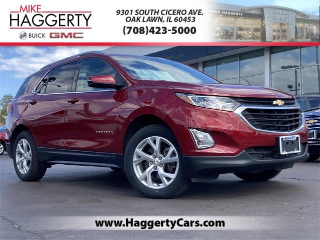 2018 Chevrolet Equinox Vehicle Photo in Oak Lawn, IL 60453-2517