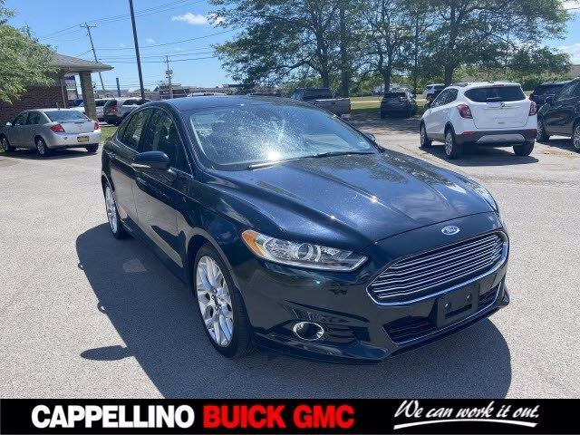 2014 Ford Fusion Vehicle Photo in Williamsville, NY 14221