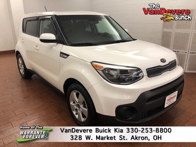 2019 Kia Soul Vehicle Photo in AKRON, OH 44303-2185