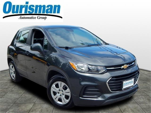 2019 Chevrolet Trax Vehicle Photo in BOWIE, MD 20716-3617