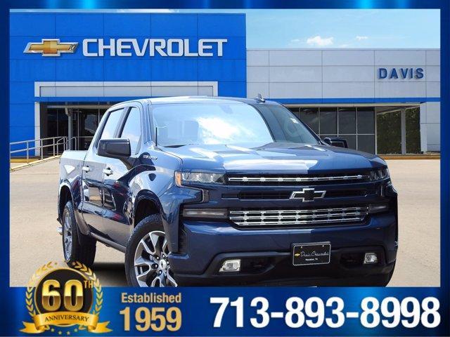 2019 Chevrolet Silverado 1500 Vehicle Photo in Houston, TX 77054