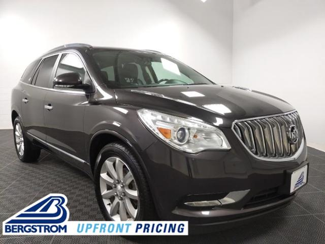 2017 Buick Enclave Vehicle Photo in APPLETON, WI 54914-4656