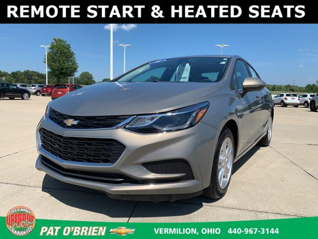 2018 Chevrolet Cruze Vehicle Photo in Vermilion, OH 44089