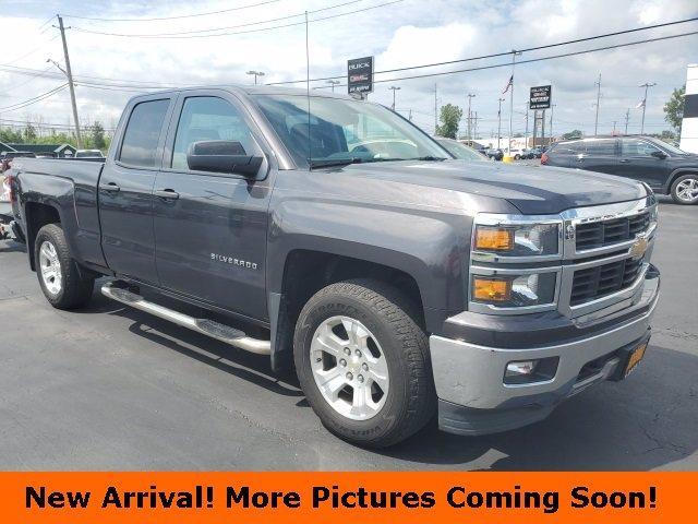 2014 Chevrolet Silverado 1500 Vehicle Photo in DEPEW, NY 14043-2608
