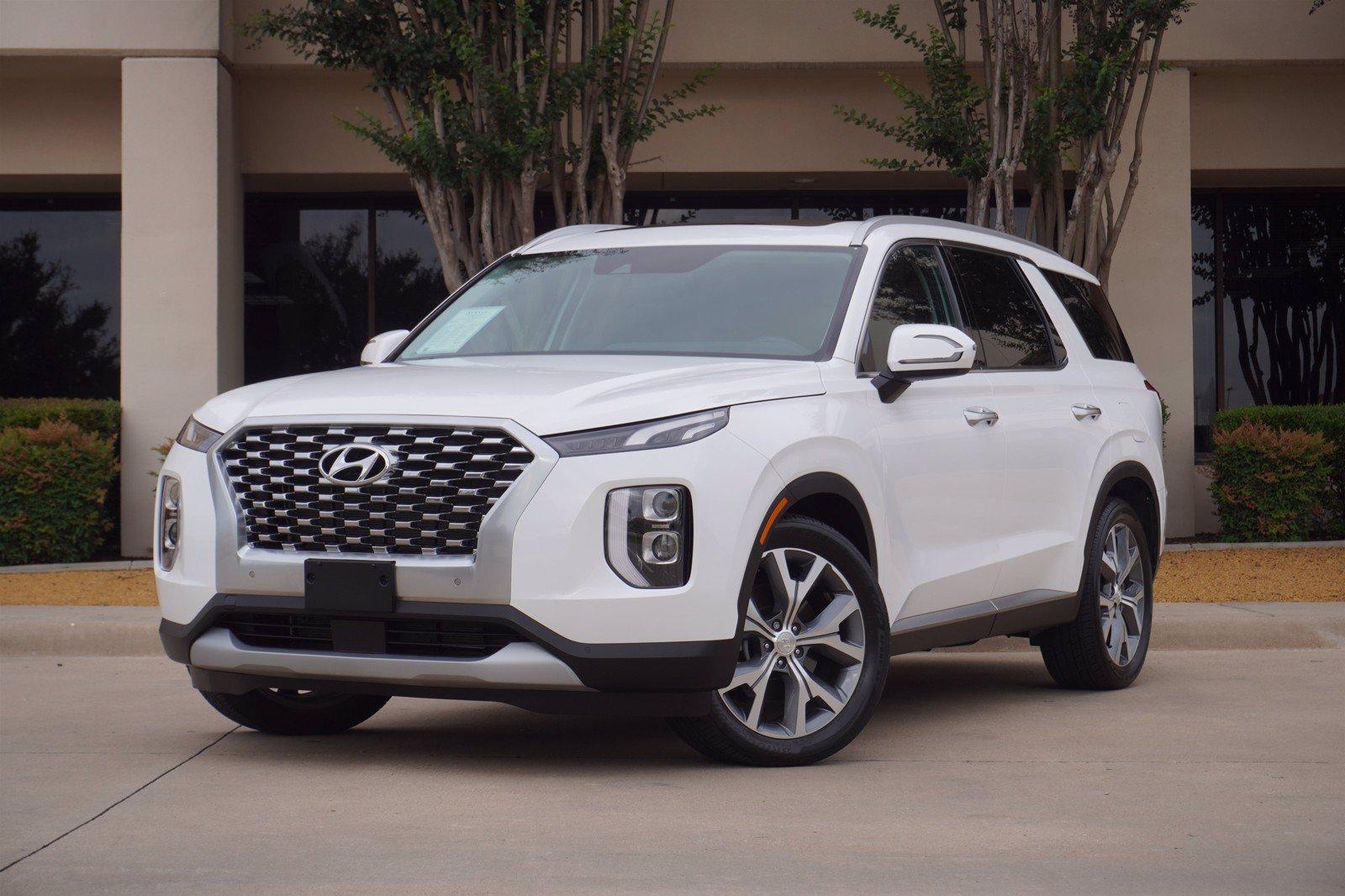 2020 Hyundai Palisade Vehicle Photo in Grapevine, TX 76051
