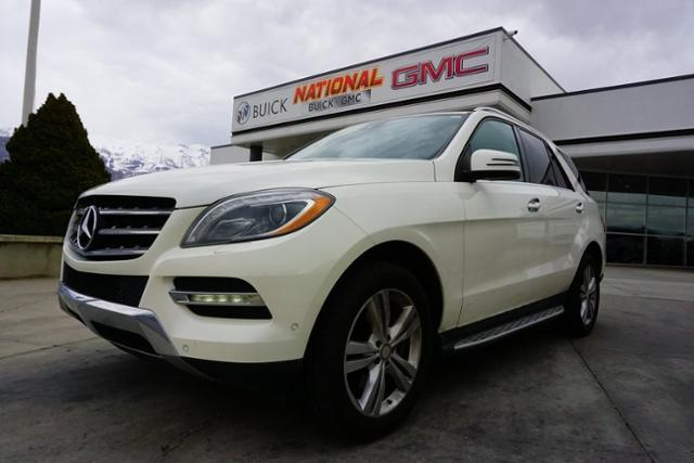 2013 Mercedes-Benz M-Class Vehicle Photo in American Fork, UT 84003