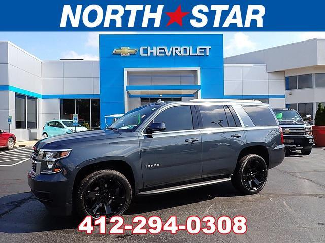 2020 Chevrolet Tahoe Vehicle Photo in Moon Township, PA 15108