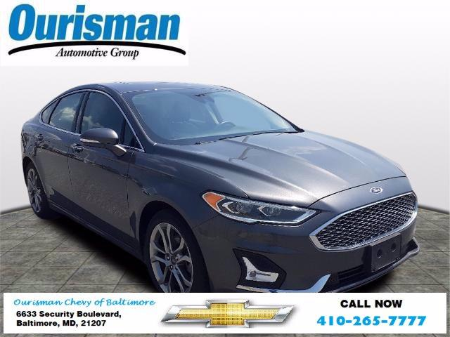 2020 Ford Fusion Hybrid Vehicle Photo in BALTIMORE, MD 21207-4000