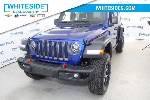 2020 Jeep Wrangler Unlimited Vehicle Photo in St. Clairsville, OH 43950