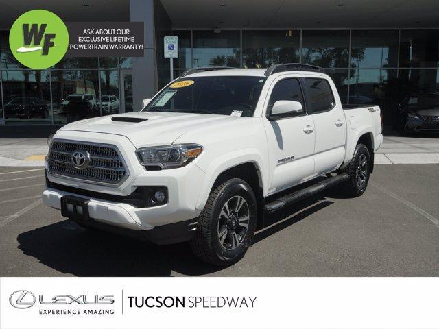 2016 Toyota Tacoma Vehicle Photo in Tucson, AZ 85712