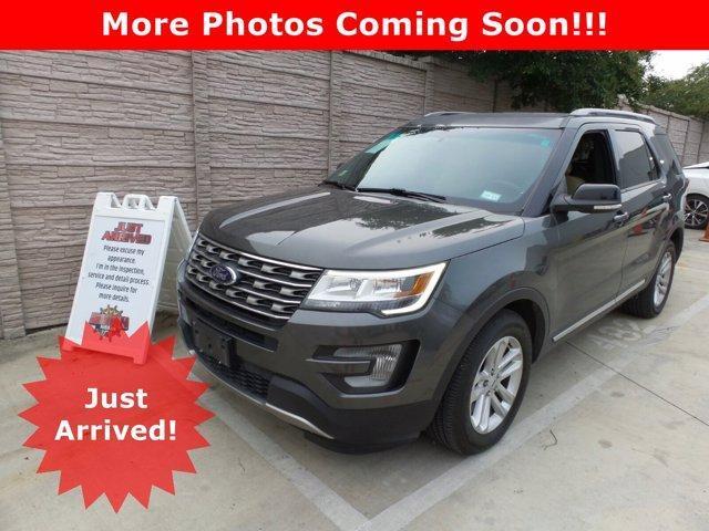 2017 Ford Explorer Vehicle Photo in San Antonio, TX 78209