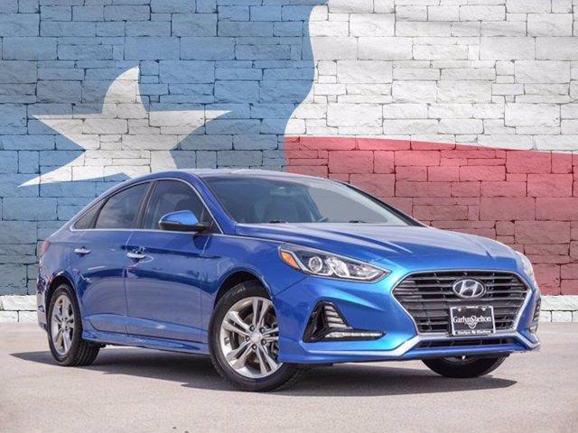2018 Hyundai Sonata Vehicle Photo in Temple, TX 76502