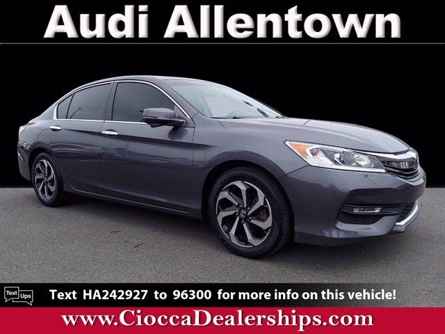 2017 Honda Accord Sedan Vehicle Photo in Allentown, PA 18103