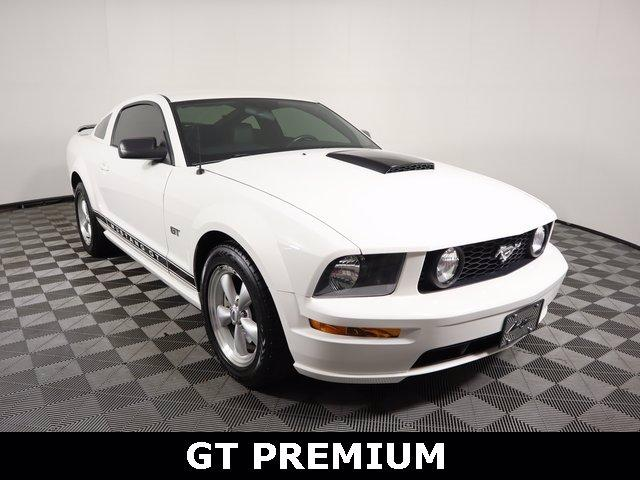 2007 Ford Mustang Vehicle Photo in ALLIANCE, OH 44601-4622