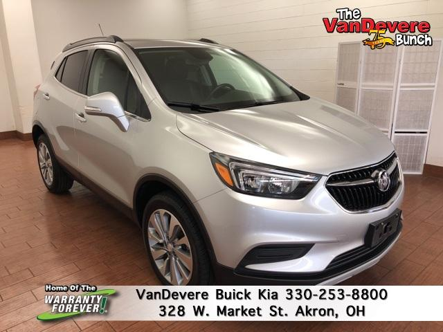 2018 Buick Encore Vehicle Photo in AKRON, OH 44303-2185