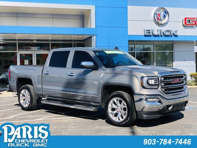 2017 GMC Sierra 1500 Vehicle Photo in Paris, TX 75460