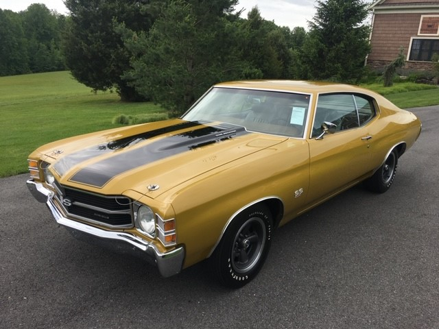 1971 Chevrolet Chevelle Ss For Sale In Fort Washington 1363711534622 Jack Winegardner Chevrolet