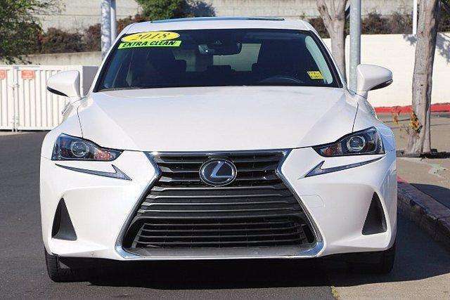 2018 Lexus IS 300 Vehicle Photo in El Cerrito, CA 94530