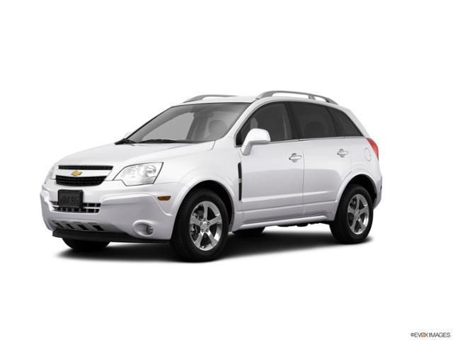 2013 Chevrolet Captiva Sport Fleet Vehicle Photo in Davenport, IA 52806