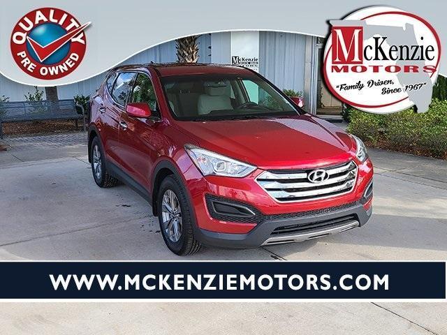 2016 Hyundai Santa Fe Sport Vehicle Photo in Milton, FL 32570
