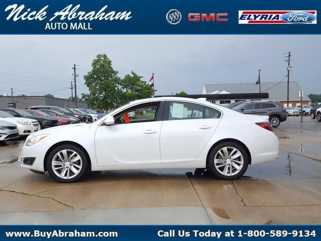 2016 Buick Regal Vehicle Photo in ELYRIA, OH 44035-6349