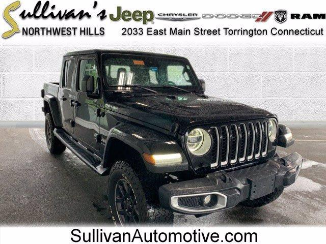 2020 Jeep Gladiator Vehicle Photo in TORRINGTON, CT 06790-3111