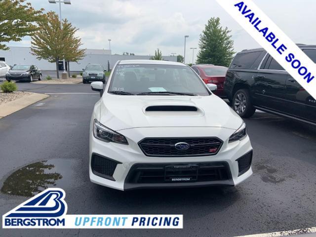 2019 Subaru WRX Vehicle Photo in Oshkosh, WI 54904