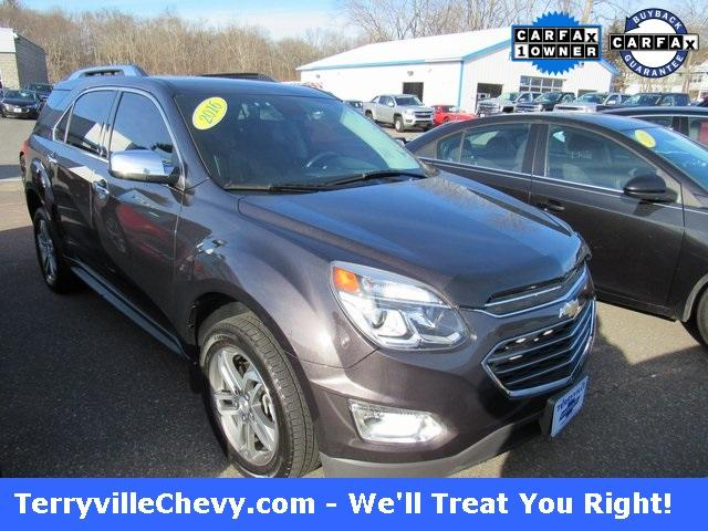 2016 Chevrolet Equinox Vehicle Photo in Terryville, CT 06786