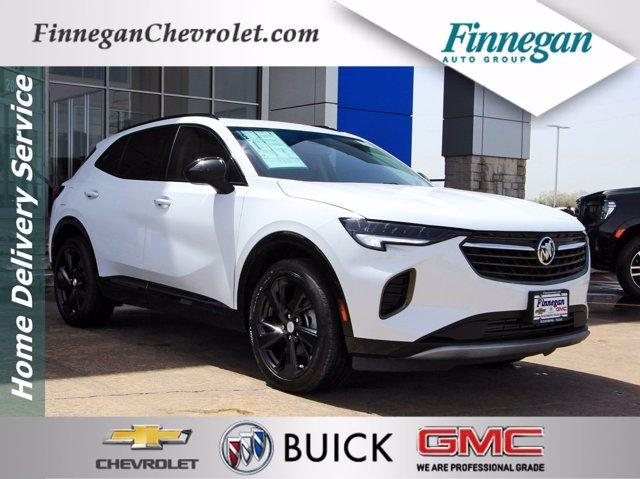 2021 Buick Envision Vehicle Photo in ROSENBERG, TX 77471-5675
