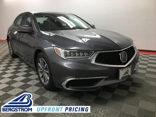 2018 Acura TLX Vehicle Photo in Appleton, WI 54913