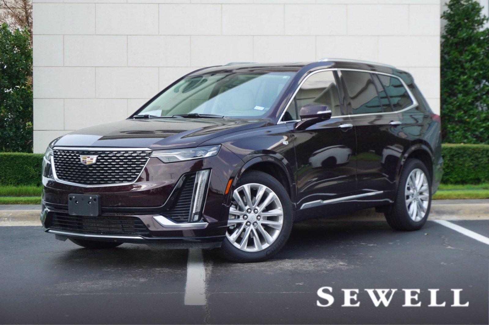 2020 Cadillac XT6 Vehicle Photo in GRAPEVINE, TX 76051-8302