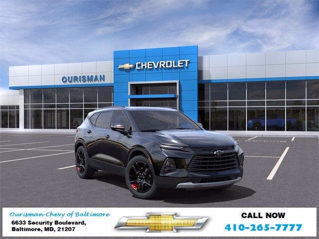 2021 Chevrolet Blazer Vehicle Photo in BALTIMORE, MD 21207-4000