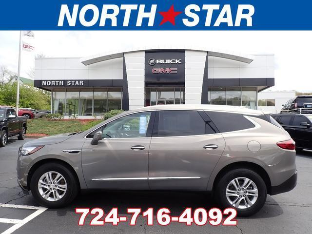 2018 Buick Enclave Vehicle Photo in Zelienople, PA 16063