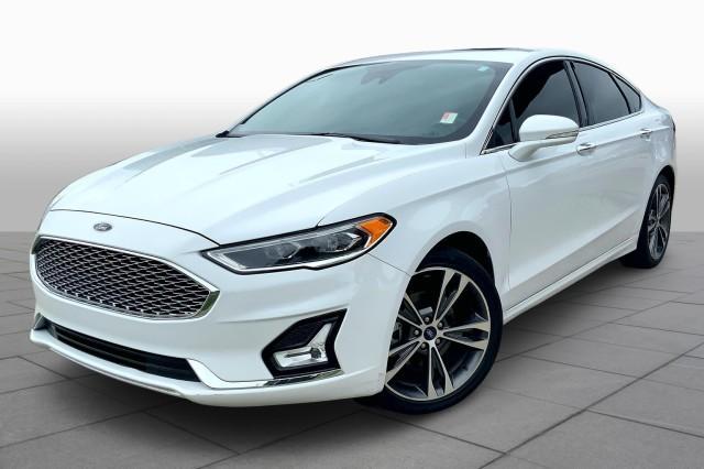 2019 Ford Fusion Vehicle Photo in Tulsa, OK 74133