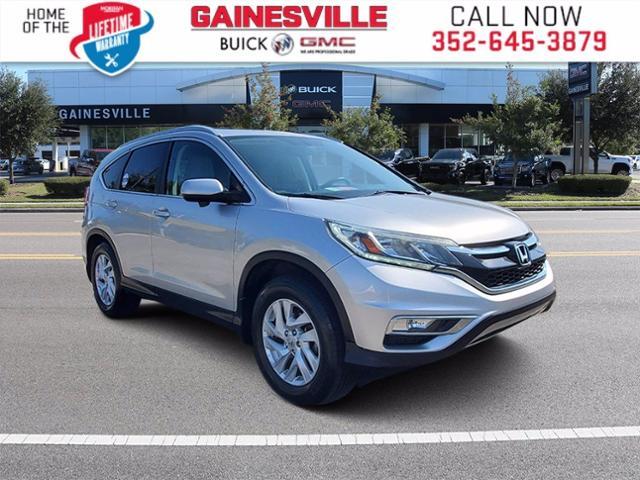 2015 Honda CR-V Vehicle Photo in Gainesville, FL 32609