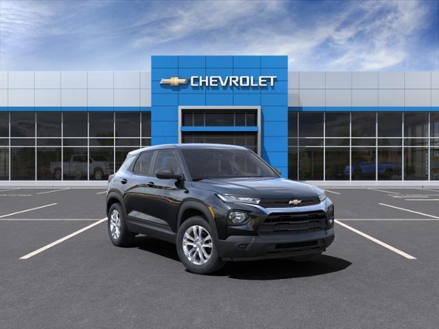 2021 Chevrolet Trailblazer Vehicle Photo in Anchorage, AK 99515