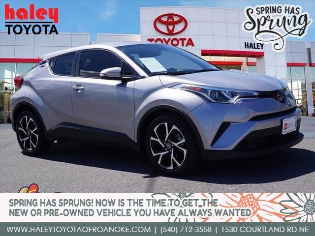 2018 Toyota C-HR Vehicle Photo in Roanoke, VA 24012