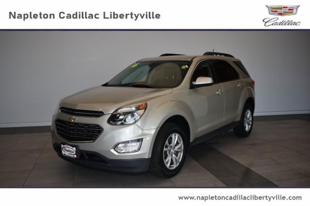 2016 Chevrolet Equinox Vehicle Photo in Libertyville, IL 60048