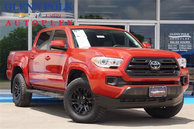 2019 Toyota Tacoma 2WD Vehicle Photo in Gainesville, TX 76240