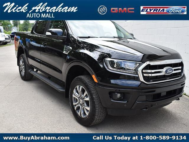 2021 Ford Ranger Vehicle Photo in Elyria, OH 44035